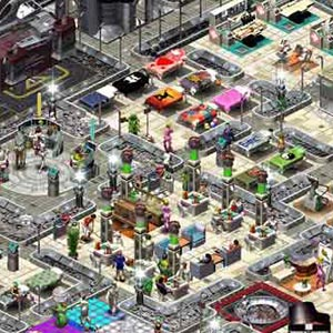 Space Colony Ville