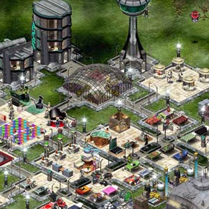 Space Colony Take 2 Interactive