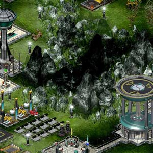Space Colony Gameplay