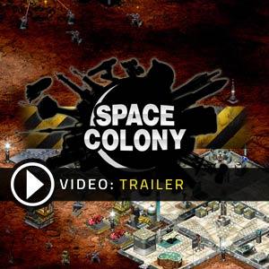 Acheter Space Colony Clé Cd Comparateur Prix