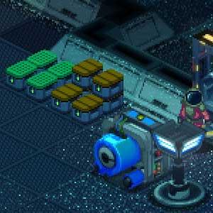 Space Haven Interface de jeu
