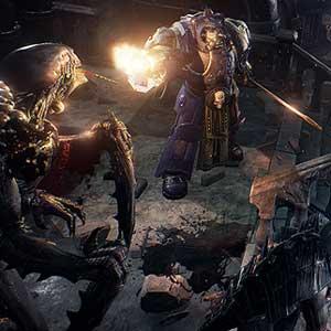 Space Hulk Deathwing Bataille