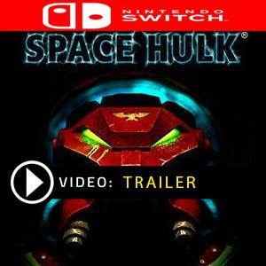 Space Hulk Nintendo Switch en boîte ou à télécharger