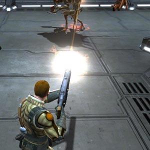 Space Siege Combat