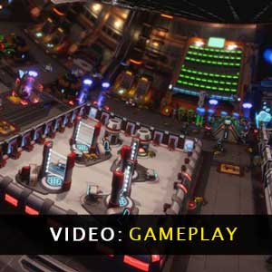 Spacebase Startopia Gameplay Video