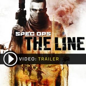 Acheter Spec Ops The Line Clé CD Comparateur Prix