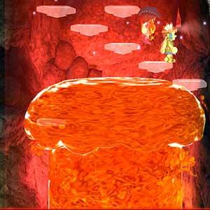 Surmonter les grottes dangereuses