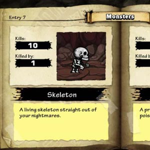 Spelunky Monstres