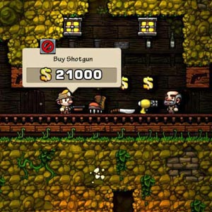 Spelunky Boutique