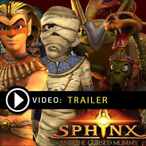 Buy Sphinx and the Cursed Mummy CD Key Compare Prices