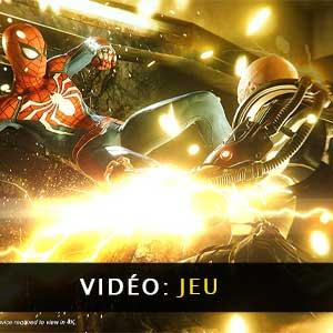 Spider-Man PS4 Vidéo de jeu