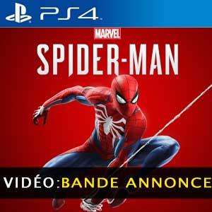 Spider-Man PS4 Bande-annonce vidéo