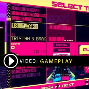 Spin Rhythm XD Gameplay Video