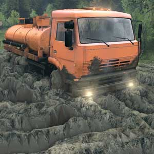 Spintires - Camion