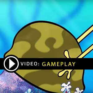 Spongebob Squarepants Battle for Bikini Bottom Rehydrated PS4 Video Gameplay