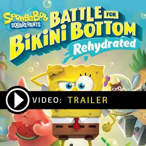 Acheter SpongeBob SquarePants Battle for Bikini Bottom Rehydrated Clé CD Comparateur Prix