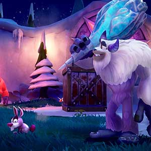 Spyro Reignited Trilogy Snowman