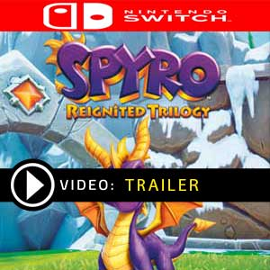 Spyro Reignited Trilogy Nintendo Switch Prices Digital or Box Edition