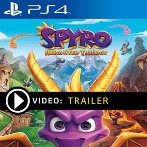 Acheter Spyro Reignited Trilogy PS4 Comparateur Prix