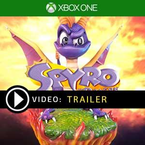 Spyro the Dragon Xbox One en boîte ou à télécharger