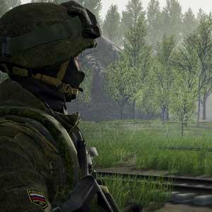 Squad Gameplay - unités Russes