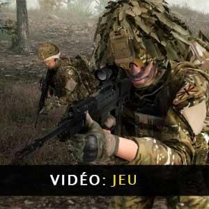 Vidéo du jeu Squad