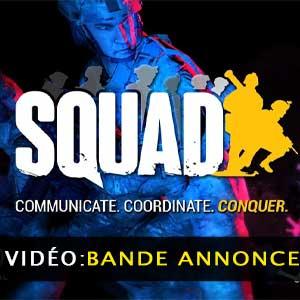 Vidéo de la bande annonce de Squad
