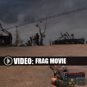 S T A L K E R Call Of Pripyat Frag Movie