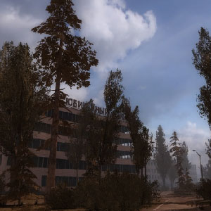 S.T.A.L.K.E.R. Call Of Pripyat Alexander Degtyarev