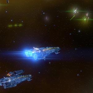 Star Hammer The Vanguard Prophecy Vaisseau spatial