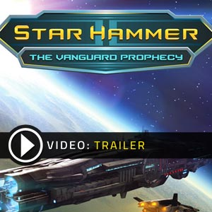 Acheter Star Hammer The Vanguard Prophecy Clé Cd Comparateur Prix