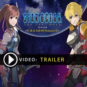 Acheter Star Ocean The Last Hope 4K Full HD Remaster Clé Cd Comparateur Prix