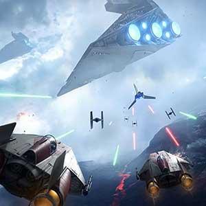 Star Wars Battlefront Battlecruiser Impérial