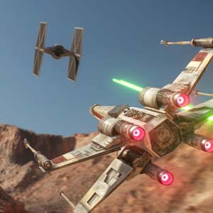 Star Wars Battlefront Xbox One Bataille Mode