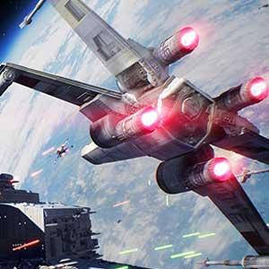 Combat spatial à échelle galactique