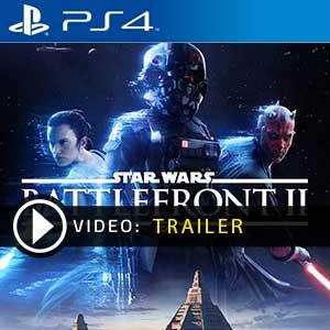 Acheter Star Wars Battlefront 2 PS4 Code Comparateur Prix