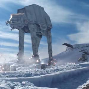 Star Wars Battlefront PS4 Gameplay