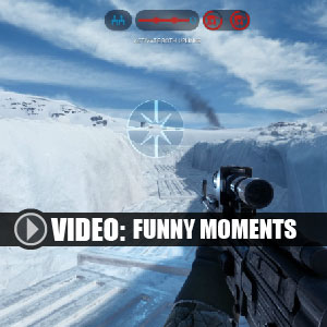 Star Wars Battlefront Funny Moments
