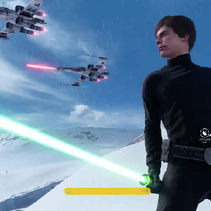 Star Wars Battlefront Bataille Mode
