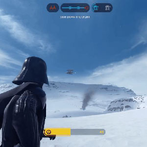 Star Wars Battlefront - Gameplay Image