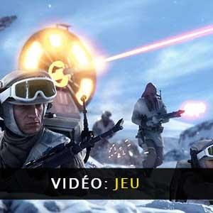 Star Wars Battlefront Vidéo De Gameplay
