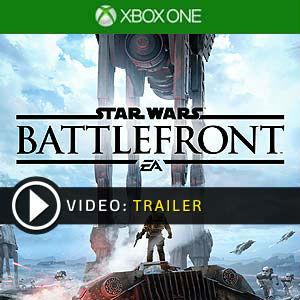 Star Wars Battlefront Xbox One en boîte ou à télécharger