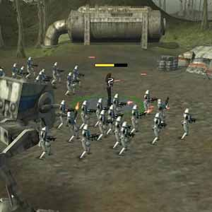 Star Wars Empire at War - Lutte