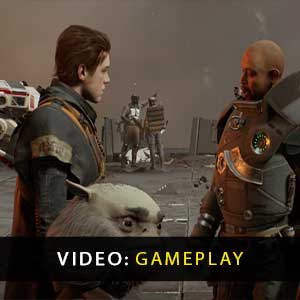 Star Wars Jedi Fallen Order vidéo de gameplay