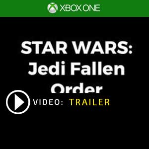 Star Wars Jedi Fallen Order Xbox One en boîte ou à télécharger