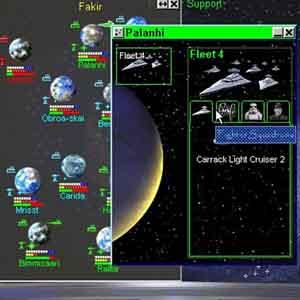 Star Wars Rebellion palanhi