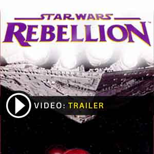 Star Wars Rebellion Gameplay Video
