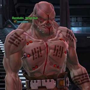 Star Wars the Old Republic- Ennemi