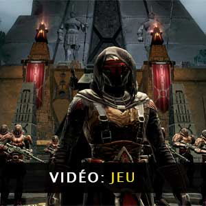 Star Wars The Old Republic vidéo de gameplay