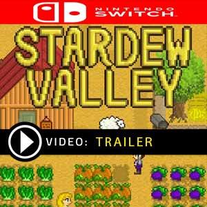 Stardew Valley Nintendo Switch en boîte ou à télécharger